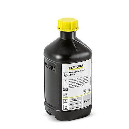 Karcher RM 81 ASF, NTA free alkaline active cleaner 2.5 Litres