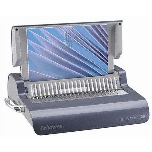 Fellowes Quasar-E 500 Electric Comb Binder 5620901