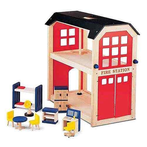 Fire Station Kit