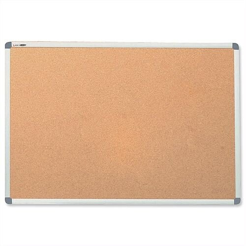 Nobo Classic Cork Notice Board W1200 x H900mm 1900920
