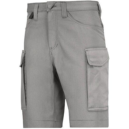 Snickers Service Shorts Size 54 Grey WW1