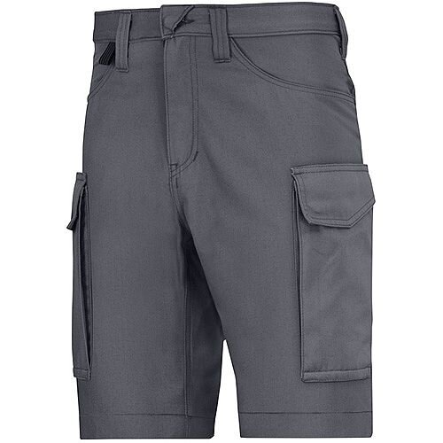 Snickers Service Shorts Size 54 Steel Grey WW1