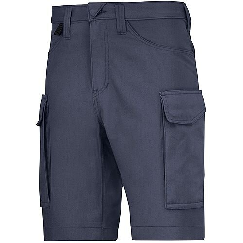 Snickers Service Shorts Size 54 Navy WW1