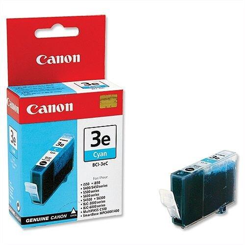 Canon BCI-3eC Cyan Ink Cartridge 4480A002