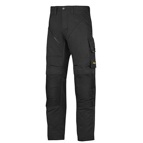 "6303 RuffWork, Work Trousers Black\Black - 0404 Size 120 44""/30"""