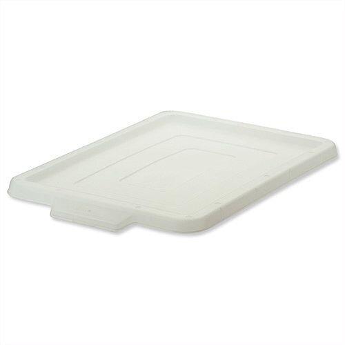Plastic Lid for Strata Storemaster Maxi Translucent