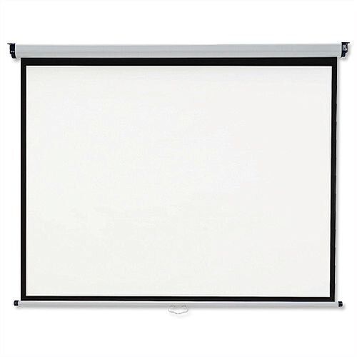 Nobo Wall Mounted Projection Screen 1750 x 1325mm 1902392
