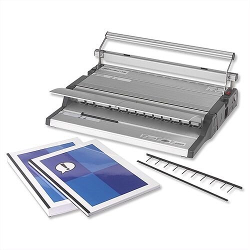 GBC SureBind 500 Strip Binder Manual 4400400
