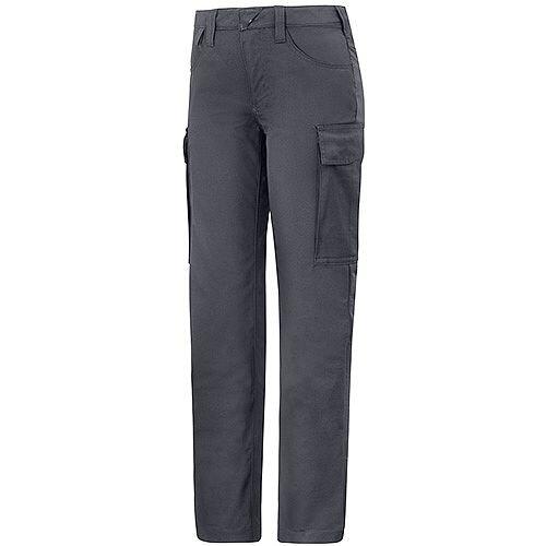 """Snickers 6700 Women's Service Trousers Steel Grey Waist 33"""" Inside leg 29"""" Size 22"""