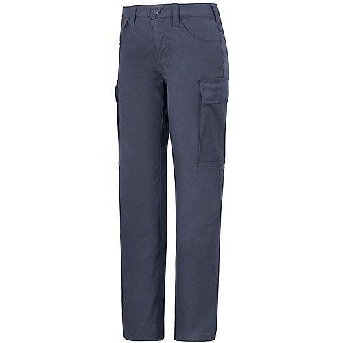 """Snickers 6700 Women's Service Trousers Navy Waist 28"""" Inside leg 29"""" Size 19"""