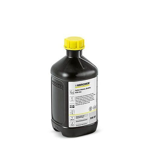Karcher RM 81 ASF, NTA free alkaline active cleaner 200 Litres