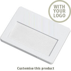 Name Badge - Large Window Badge 70533998 - Customise with your brand, logo or promo text