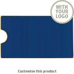 Name badge - Engraved Badge 70534002 - Customise with your brand, logo or promo text
