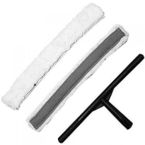 18 Inch Window Wash Sleeve White Pack 10 718RH