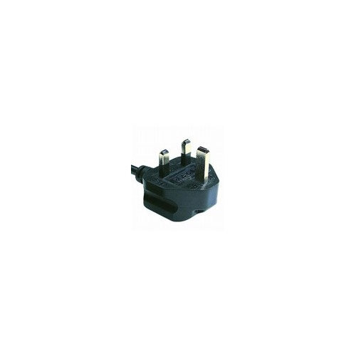 Cisco - Power cable - IEC 60320 C13 to BS 1363 (M) - 2.5 m - United Kingdom - for P/N: CP-PWR-CUBE-3, CP-PWR-CUBE-3=