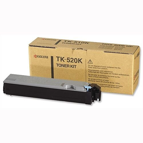 Kyocera TK520K Black Toner
