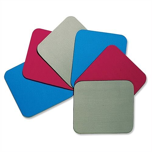 Fellowes Mouse Pad Red