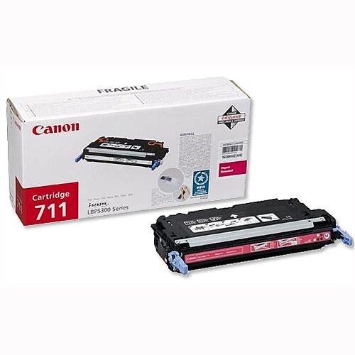 Canon 711 Magenta Toner Cartridge 1658B002 711M