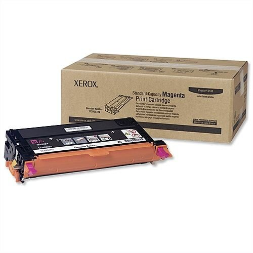 Xerox 113R00720 Magenta Toner for Phaser 6180