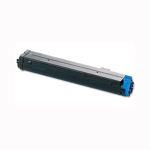 OKI 43502302 Black Toner Cartridge