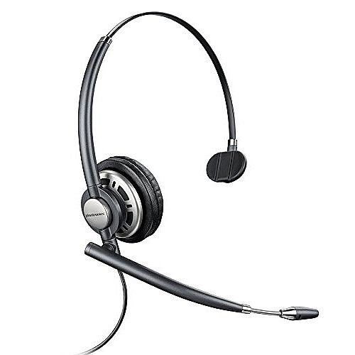 Plantronics EncorePro HW710 E& Over-the Head Monaural Headset 78712-102