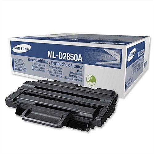 Samsung ML-D2850A Black Toner Cartridge and Drum