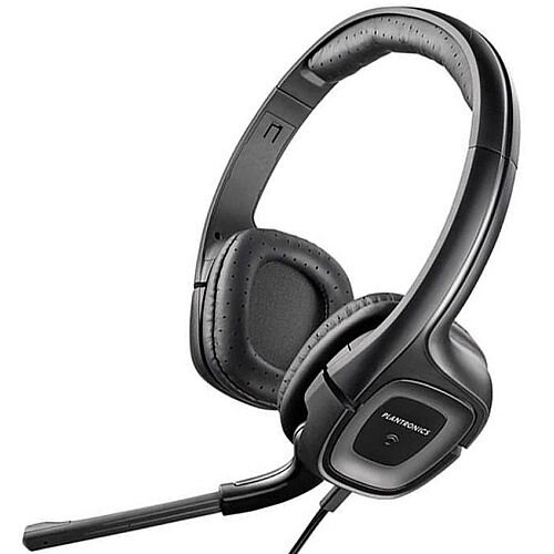 40810fbf269 Plantronics Audio 355 Multimedia Stereo Headset 2 x Jack 3.5mm -  Huntoffice.ie