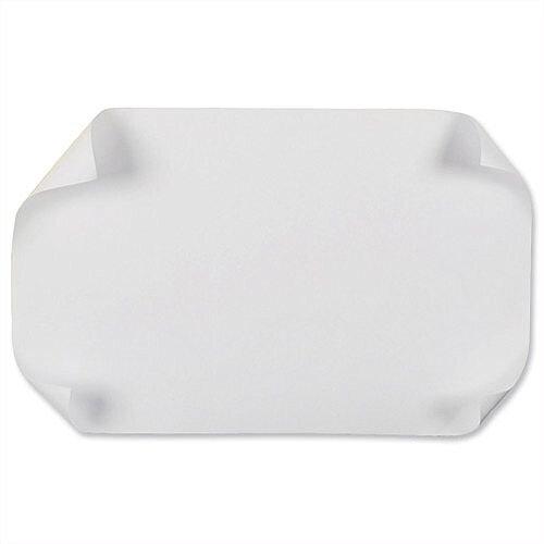 Leathercraft Blotter Paper Half Demy W285 X D445mm White