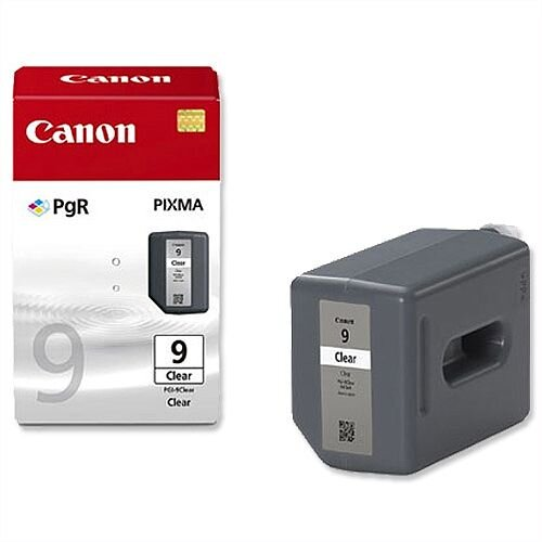 Canon PGI-9 Clear Ink Cartridge 2442B001