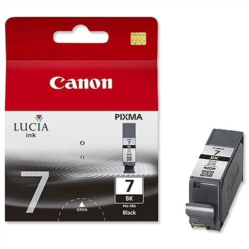 Canon PGI-7 Black Ink Cartridge