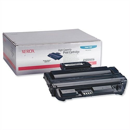 Xerox 106R01374 High Yield Black Toner For Phaser 3250