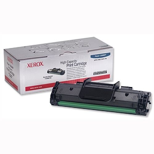 Xerox 113R00730 High Yield Black Laser Toner for Phaser 3200MFP