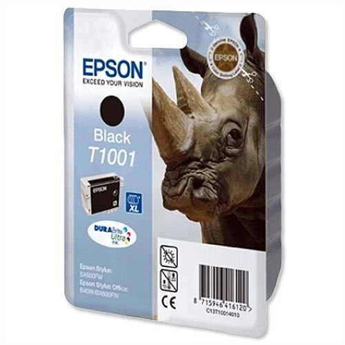 Epson Rhino T1001 Black Ink Cartridge