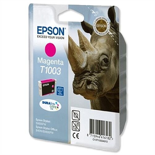 Epson Rhino T1003 Magenta Ink Cartridge
