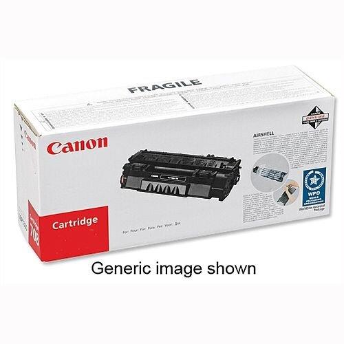 Canon 717 Magenta Toner Cartridge 2576B002 717M