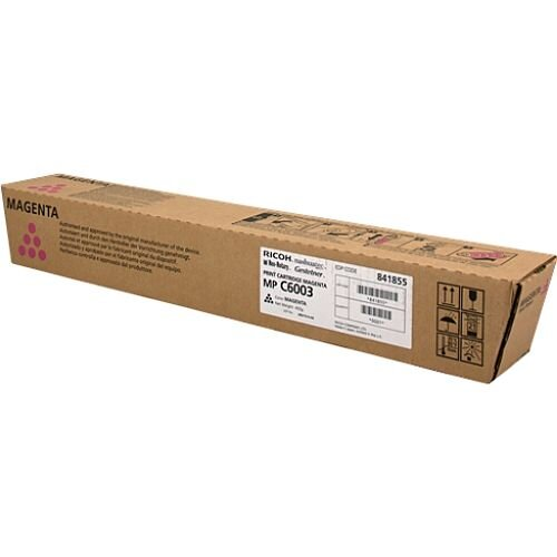 Ricoh 841855 Original Magenta Toner Cartridge