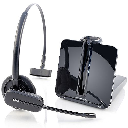 Plantronics CS540 Headset &Lifter Set DECT Wireless Solution for Deskphones