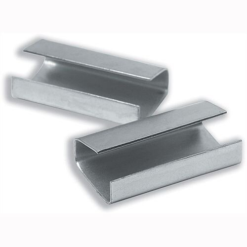Strapping Seals Medium-duty Metal 12mm (Pack of 2000)