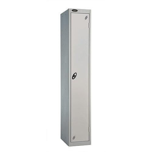 Probe 1 Door Locker ACTIVECOAT W305xD305xH1780mm Silver Body &Doors
