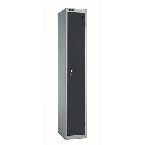 Probe 1 Door Locker ACTIVECOAT W305xD305xH1780mm Silver Body Blue Doors