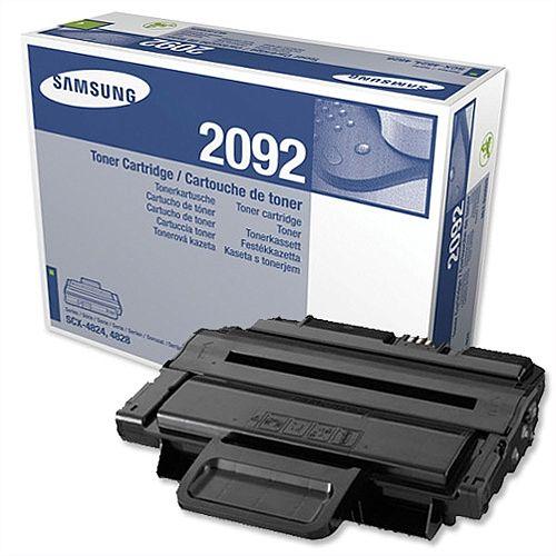 Samsung 2092 Black Toner Genuine MLT-D2092S