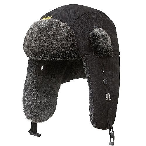 Snickers 9007 RuffWork Winter Heater Hat Size L/XL Black