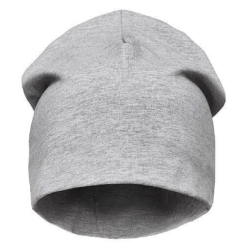 Snickers 9014 AllroundWork Cotton Beanie One Size Grey Melange