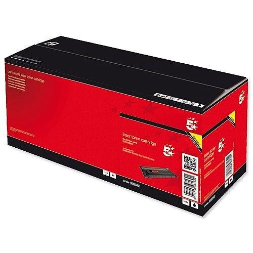 Compatible Samsung SF-5100D3 Black Fax Toner 5 Star