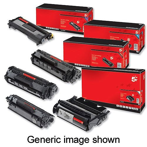 Compatible HP 641A Cyan Laser Toner C9721A 5 Star