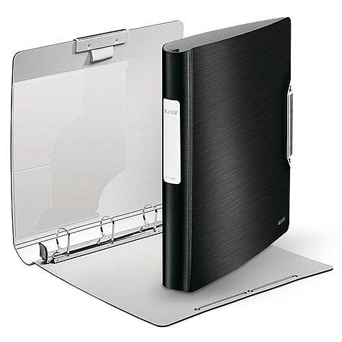 Leitz Presentation Binder Premium Black 4 x 30 mm