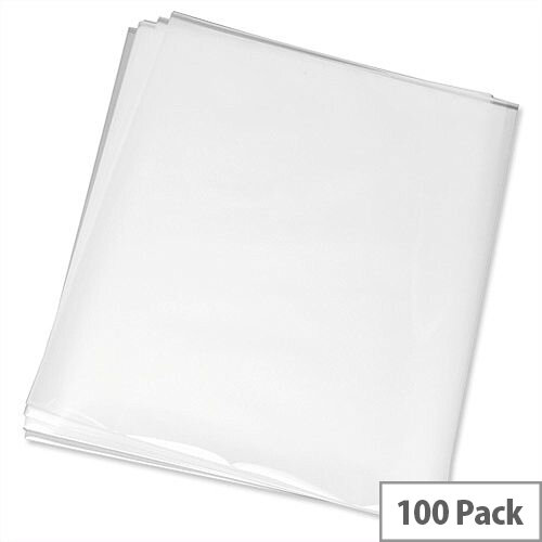 5 Star Laminating Pouches 250 micron for A5 Glossy Pack 100