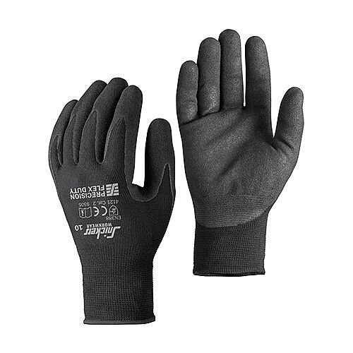 Snickers 9305 Precision Flex Duty Gloves Size 7 [Pack of 10]