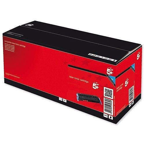 Compatible HP 642A Black Toner Cartridge CB400A 5 Star