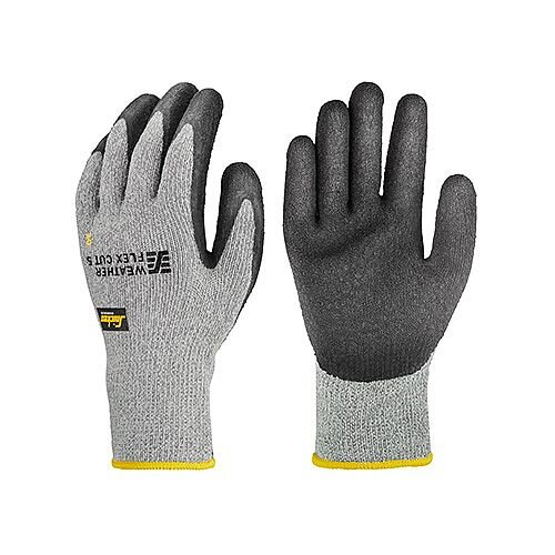 Snickers 9317 Weather Flex Cut 5 Gloves Size 10 [Pack of 10]